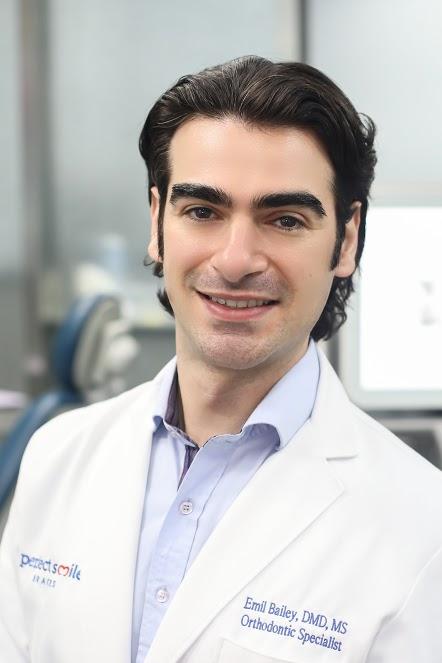 Dr Emil Bailey Orthodontist